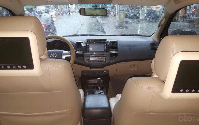 Bán xe Toyota Fortuner V. 2.7 máy xăng T6/2014. Liên hệ: 0913715808 - 0942892465 Thanh8