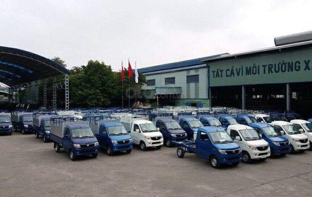 Bán xe tải Kenbo tại Thái Bình5