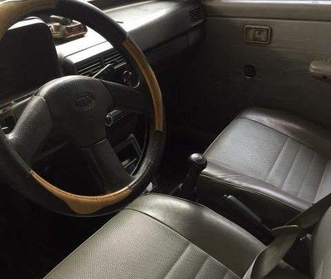 Bán Kia CD5 đời 2004, màu vàng xe gia đình2