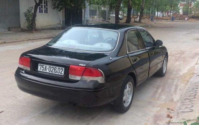 Cần bán xe Mazda 626 đời 1993, màu đen1