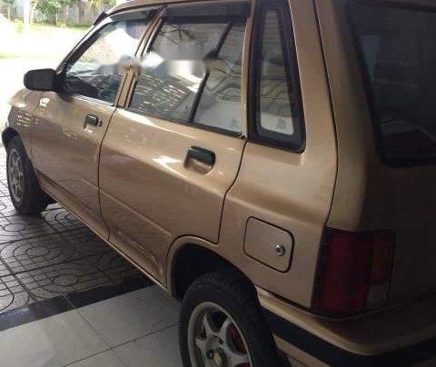 Bán Kia CD5 đời 2004, màu vàng xe gia đình1