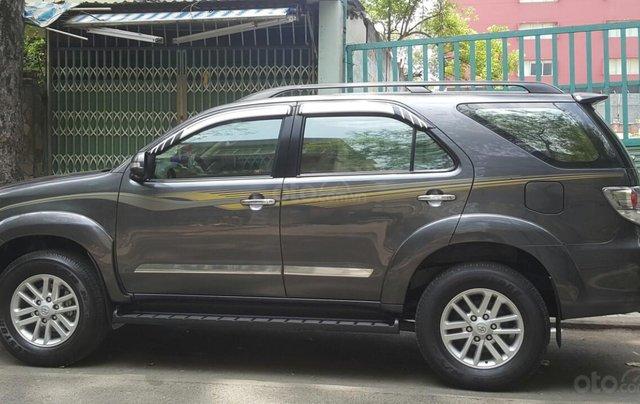 Cần bán xe Toyota Fortuner 2013 máy xăng, xe mới 90%, LH 0913715808 - 09138924652