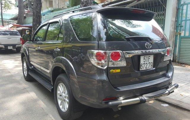 Cần bán xe Toyota Fortuner 2013 máy xăng, xe mới 90%, LH 0913715808 - 09138924653