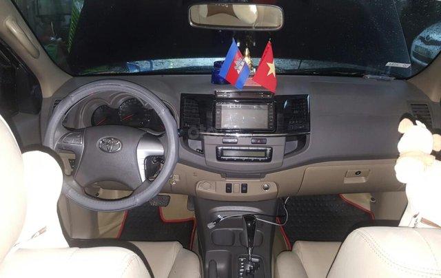 Cần bán xe Toyota Fortuner 2013 máy xăng, xe mới 90%, LH 0913715808 - 09138924657
