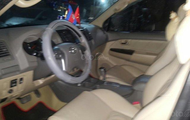 Cần bán xe Toyota Fortuner 2013 máy xăng, xe mới 90%, LH 0913715808 - 09138924656