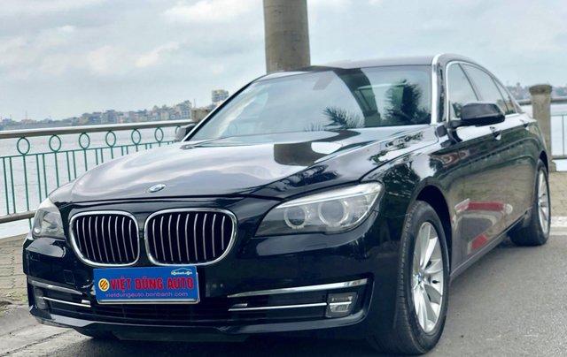 Bán xe BMW 730 Li sản xuất 20140