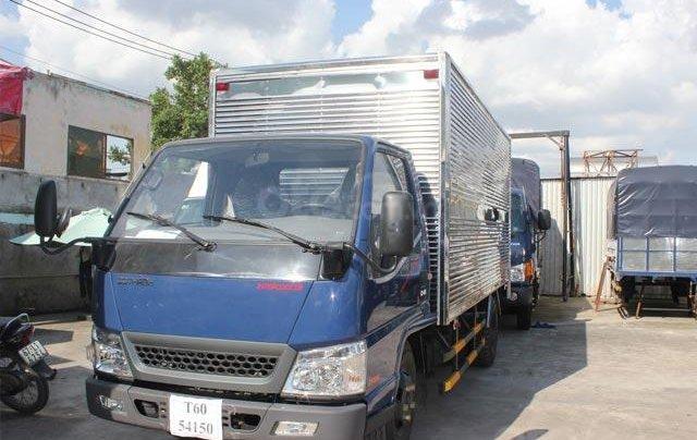 Xe tải IZ49- 2,5 tấn động cơ Isuzu – Giá tốt giao ngay2
