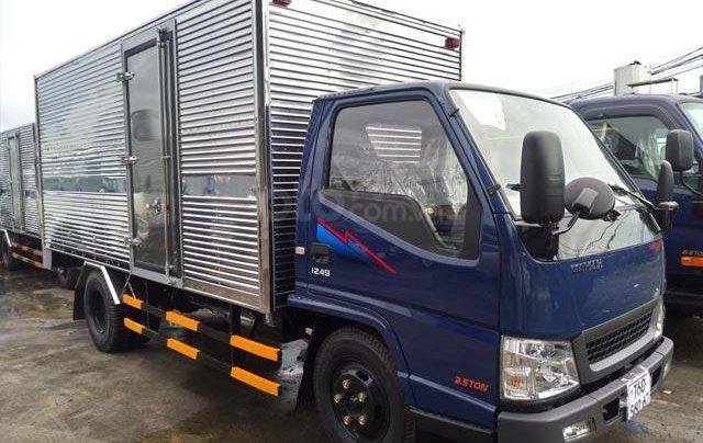 Xe tải IZ49- 2,5 tấn động cơ Isuzu – Giá tốt giao ngay3