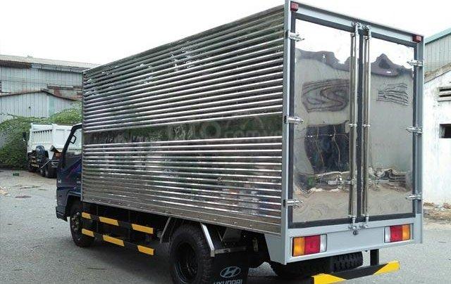 Xe tải IZ49- 2,5 tấn động cơ Isuzu – Giá tốt giao ngay4