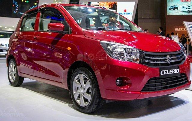 """Suzuki Celerio 2019 - Nhập khẩu Thái Lan - Ưu đãi tặng kèm """"BHVC + Bộ phụ kiện chính hãng Suzuki"""" duy nhất trong tháng0"""