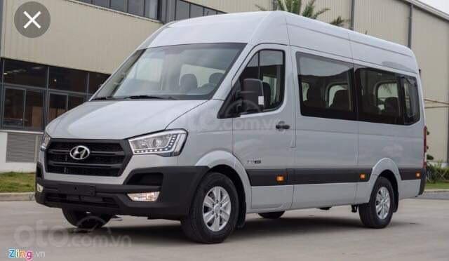Bán xe Hyundai Solati 16 chỗ 2019, giao ngay trong ngày2