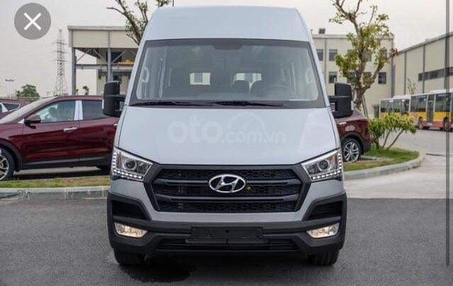Bán xe Hyundai Solati 16 chỗ 2019, giao ngay trong ngày0