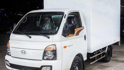 Hyundai 1,5T thùng bảo ôn Porter H150 xe có sẵn giao 0