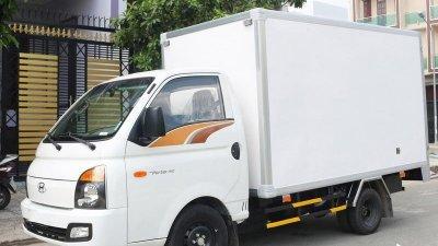 Hyundai 1,5T thùng bảo ôn Porter H150 xe có sẵn giao 1