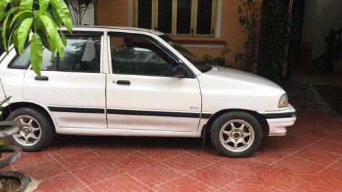 Cần bán lại xe Kia CD5 1.1 MT đời 2002, màu trắng2