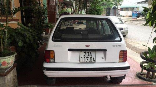 Cần bán lại xe Kia CD5 1.1 MT đời 2002, màu trắng1