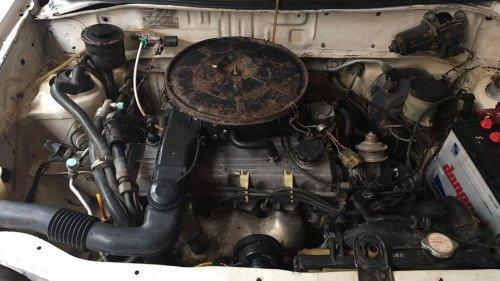 Cần bán lại xe Kia CD5 1.1 MT đời 2002, màu trắng7