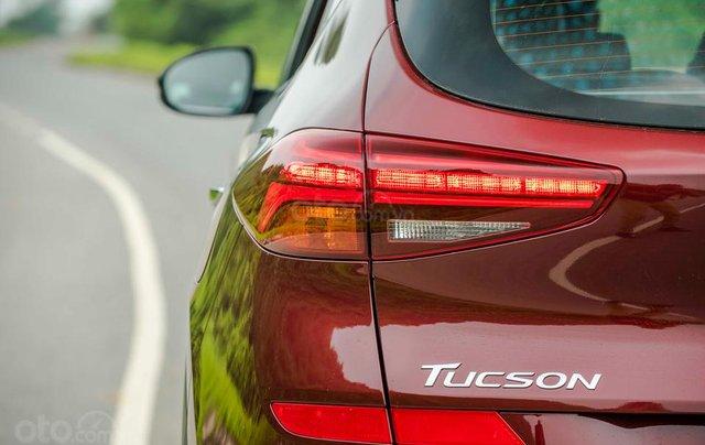 Hyundai Sơn Trà Đà Nẵng cần bán xe Hyundai Tucson new 2019, màu trắng3
