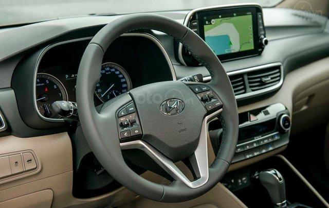 Hyundai Sơn Trà Đà Nẵng cần bán xe Hyundai Tucson new 2019, màu trắng6