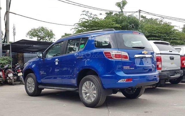 Xe Chevrolet Trailblazer 7 chỗ vượt trội nhất phân khúc SUV hạng D, trả góp chỉ từ 220 triệu1