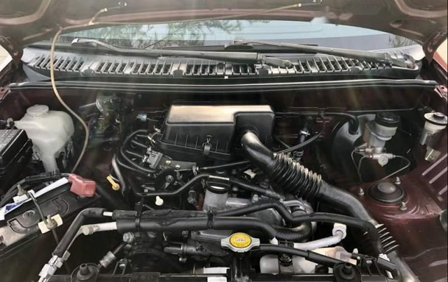 Bán Daihatsu Terios 1.3 2005, màu đỏ, nhập khẩu, số sàn 4