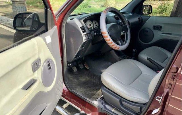 Bán Daihatsu Terios 1.3 2005, màu đỏ, nhập khẩu, số sàn 2