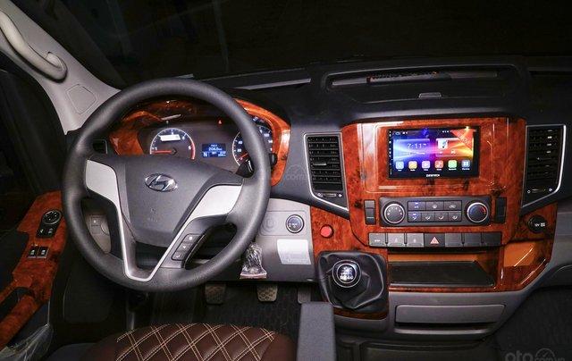 Bán xe Hyundai Solati Limousine bản thương mại 12 chỗ6