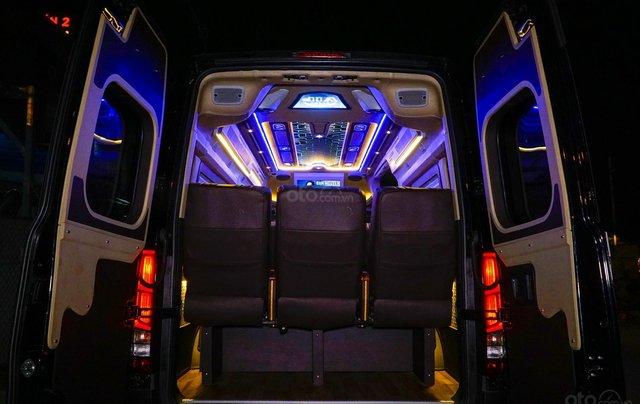 Bán xe Hyundai Solati Limousine bản thương mại 12 chỗ9