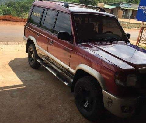 Cần bán Mekong Paso sản xuất năm 1995, màu đỏ, xe nhập xe gia đình giá cạnh tranh1