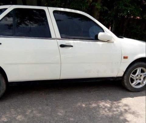 Bán Fiat Tempra sản xuất năm 1995, màu trắng, nhập khẩu nguyên chiếc xe gia đình0