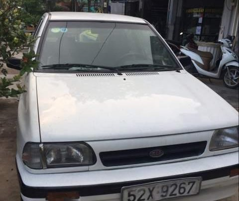 Bán ô tô Kia CD5 2002, màu trắng, giá tốt0