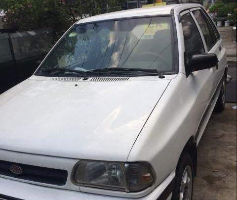 Bán ô tô Kia CD5 2002, màu trắng, giá tốt1