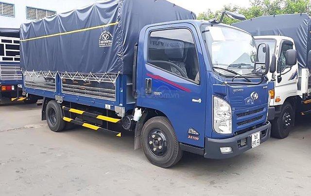 Cần bán xe Đô thành IZ65 năm sản xuất 2019, màu xanh lam0