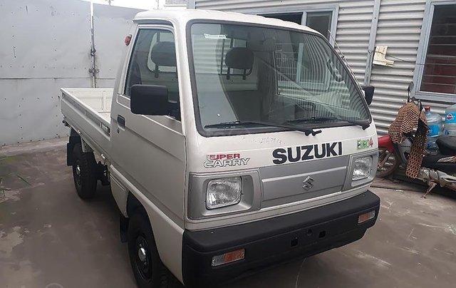 Bán Suzuki Super Carry Truck 1.0 MT năm 2019, màu trắng, giá chỉ 249 triệu0