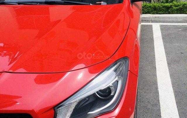 Bán CLA 200 2015 màu đỏ, xe nhập nguyên chiếc, xe đẹp đi ít, chất lượng bao kiểm tra hãng3