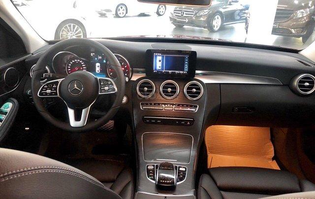 Bán xe ô tô Mercedes C200 2019: Thông số, giá lăn bánh (07/2019), chiết khấu tiền mặt, tặng bảo hiểm, tặng phụ kiện hãng5