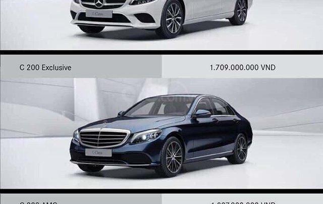 Bán xe ô tô Mercedes C200 2019: Thông số, giá lăn bánh (07/2019), chiết khấu tiền mặt, tặng bảo hiểm, tặng phụ kiện hãng9