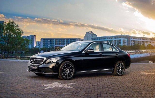 Bán xe Mercedes C200 Exclusive 2019 (C250 cũ): Thông số, giá lăn bánh (07/2019) giảm tiền mặt, tặng bảo hiểm và phụ kiện5