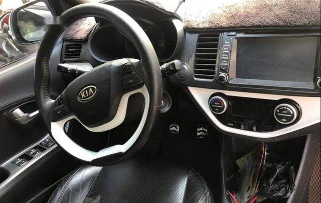 Bán xe Kia Picanto năm sản xuất 2013, màu bạc, nhập khẩu còn mới, giá chỉ 258 triệu2