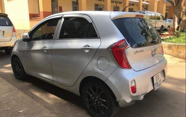 Bán xe Kia Picanto năm sản xuất 2013, màu bạc, nhập khẩu còn mới, giá chỉ 258 triệu1