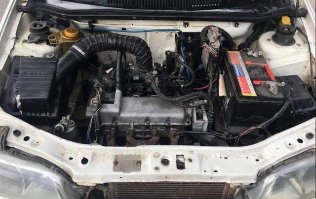 Cần bán xe Fiat Albea 1.3 2004, màu trắng, giá tốt4