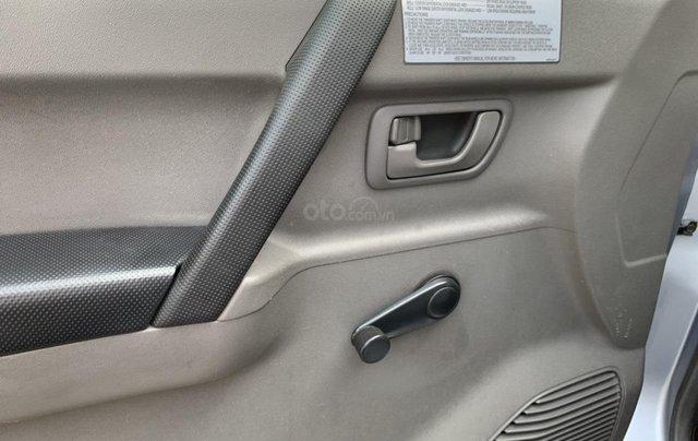 Cần bán xe Mitsubishi Pajero năm sản xuất 2006, màu bạc, nhập khẩu nguyên chiếc2