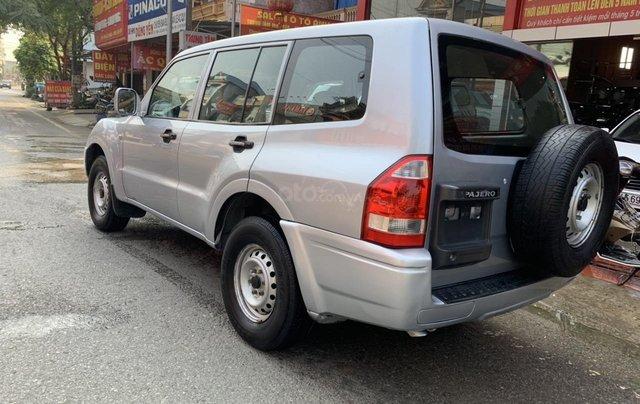 Cần bán xe Mitsubishi Pajero năm sản xuất 2006, màu bạc, nhập khẩu nguyên chiếc8