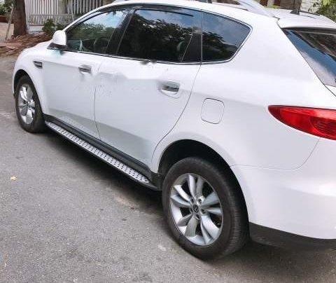 Bán Luxgen U7 2.2T Turbo 2010, màu trắng, xe nhập số tự động, giá chỉ 490 triệu1