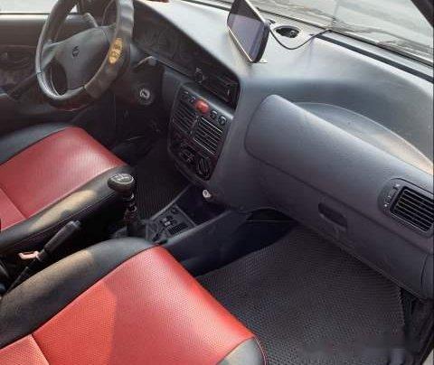 Cần bán lại xe Fiat Siena đời 2002, màu bạc, gầm chắc5