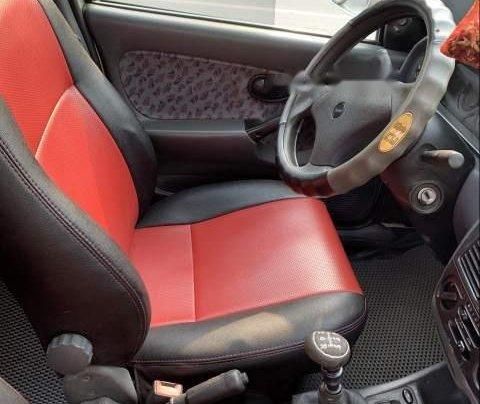 Cần bán lại xe Fiat Siena đời 2002, màu bạc, gầm chắc1