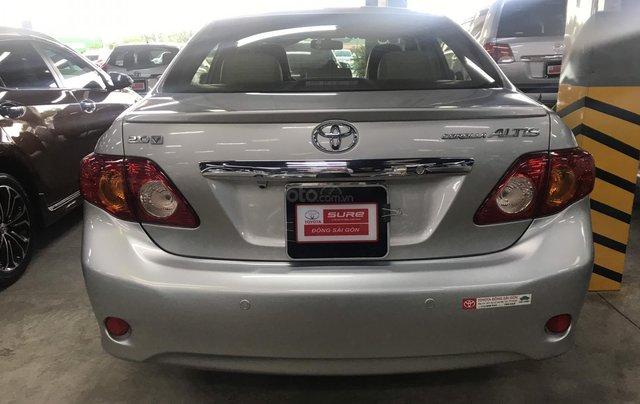 Bán Corolla Altis 2.0V 2010 màu bạc, xe đẹp mà giá lại quá rẻ, LH 09079696850