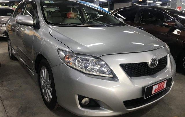 Bán Corolla Altis 2.0V 2010 màu bạc, xe đẹp mà giá lại quá rẻ, LH 09079696854