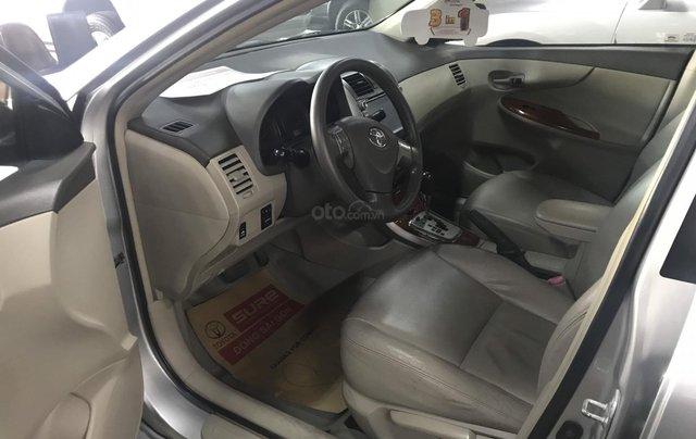 Bán Corolla Altis 2.0V 2010 màu bạc, xe đẹp mà giá lại quá rẻ, LH 09079696857