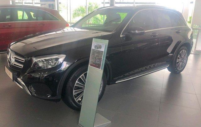 Giá xe Mercedes GLC250 4Matic 2019 khuyến mãi, thông số, giá lăn bánh 06/2019 chiết khấu tiền mặt, ưu đãi BH và phụ kiện2